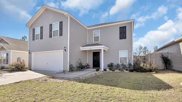6121 Riverbrooke Drive, Panama City, FL 32404 (MLS #704560) :: Scenic Sotheby's International Realty
