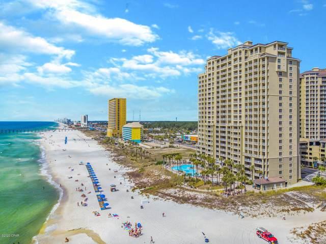 11807 Front Beach Road #1801, Panama City Beach, FL 32407 (MLS #704655) :: Scenic Sotheby's International Realty