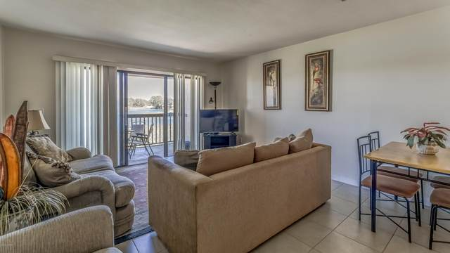 16621 Front Beach Road #224, Panama City, FL 32413 (MLS #704674) :: Anchor Realty Florida