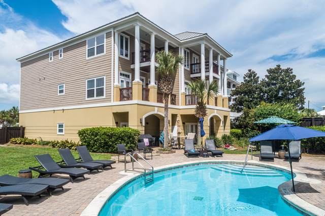 22011 Belgrade Avenue #7, Panama City Beach, FL 32413 (MLS #704702) :: Scenic Sotheby's International Realty