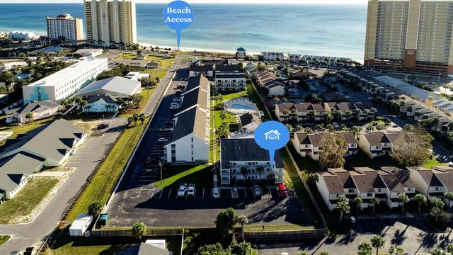 17614 Front Beach Road F1, Panama City Beach, FL 32413 (MLS #704714) :: Anchor Realty Florida