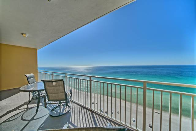 12011 Front Beach 1405B Road 1405B, Panama City Beach, FL 32407 (MLS #704751) :: The Ryan Group