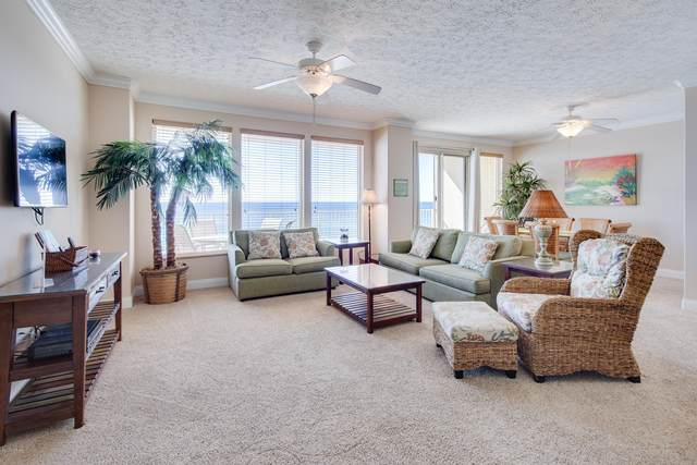 8715 Surf Drive 602B, Panama City Beach, FL 32408 (MLS #704753) :: Berkshire Hathaway HomeServices Beach Properties of Florida