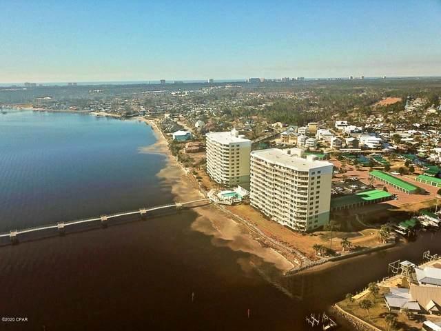 6504 Bridge Water #705, Panama City Beach, FL 32407 (MLS #704776) :: Anchor Realty Florida