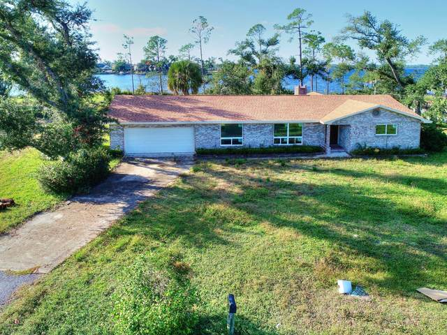 503 N Bay Drive, Lynn Haven, FL 32444 (MLS #704860) :: The Ryan Group