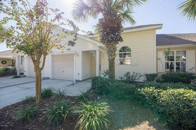 21 Park Place, Panama City Beach, FL 32413 (MLS #704866) :: Anchor Realty Florida