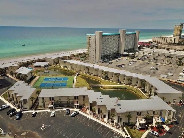 8727 Thomas Drive E10, Panama City Beach, FL 32408 (MLS #704881) :: Anchor Realty Florida