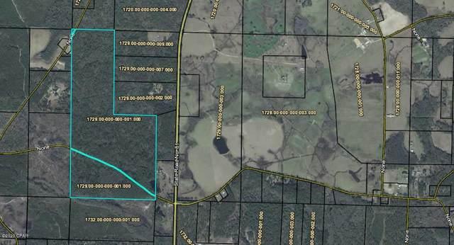 0000 Sandy Creek Road, Westville, FL 32464 (MLS #704882) :: Team Jadofsky of Keller Williams Realty Emerald Coast
