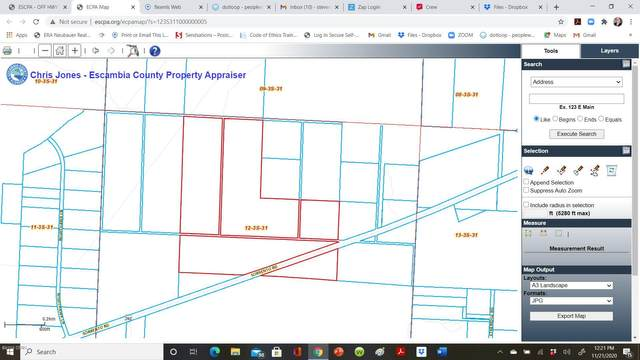 0000 Sorrento Road, Pensacola, FL 32507 (MLS #704889) :: Vacasa Real Estate