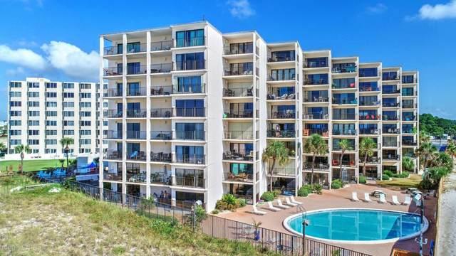 8815 Thomas Drive #203, Panama City Beach, FL 32408 (MLS #704896) :: Scenic Sotheby's International Realty
