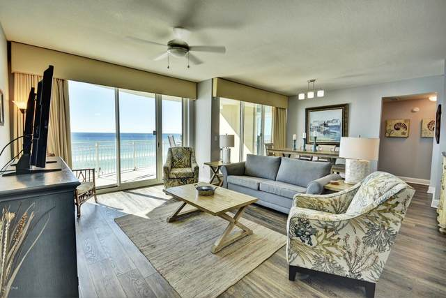 15625 Front Beach Road #302, Panama City Beach, FL 32413 (MLS #704898) :: The Ryan Group
