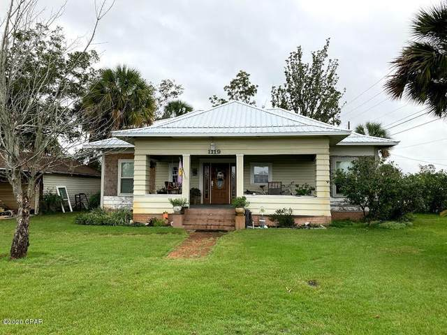 1119 New York Avenue, Lynn Haven, FL 32444 (MLS #704929) :: Corcoran Reverie