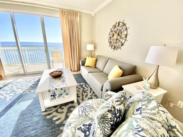 17757 Front Beach Road #1004, Panama City Beach, FL 32413 (MLS #704965) :: Corcoran Reverie