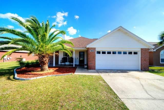 1809 Scarlett Boulevard, Lynn Haven, FL 32444 (MLS #704982) :: Anchor Realty Florida