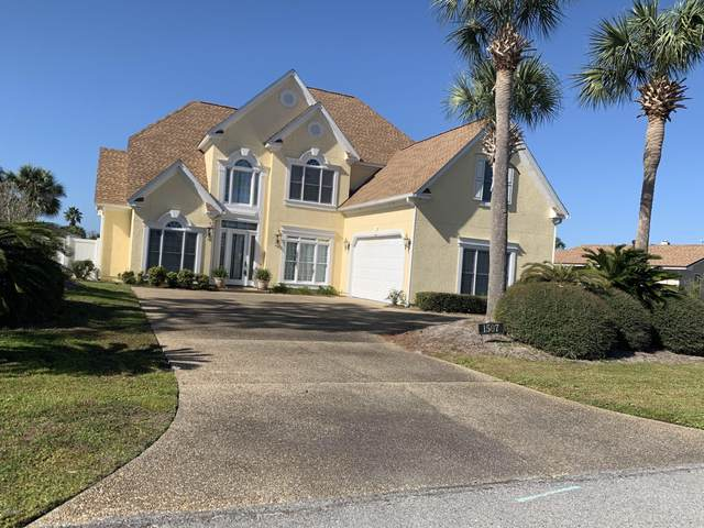 1507 Trout Drive, Panama City Beach, FL 32408 (MLS #705027) :: Counts Real Estate Group