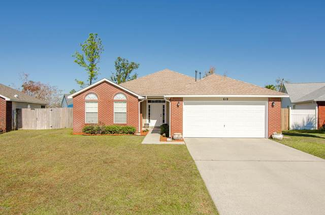 619 Timbers Crossing, Lynn Haven, FL 32444 (MLS #705031) :: Team Jadofsky of Keller Williams Realty Emerald Coast