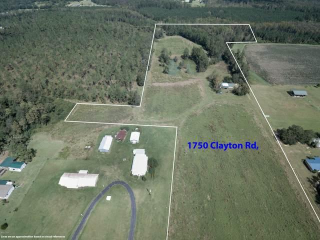 1750 Clayton, Chipley, FL 32428 (MLS #705056) :: Scenic Sotheby's International Realty