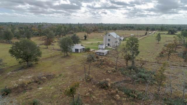 738 Greyhound Lane, Youngstown, FL 32466 (MLS #705150) :: Vacasa Real Estate