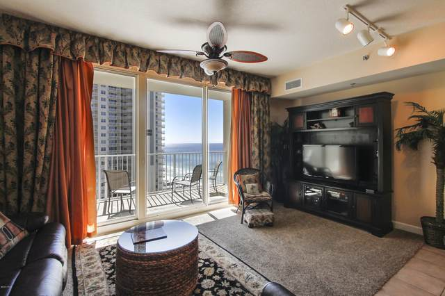 9900 S Thomas Drive #1209, Panama City Beach, FL 32408 (MLS #705157) :: Counts Real Estate Group