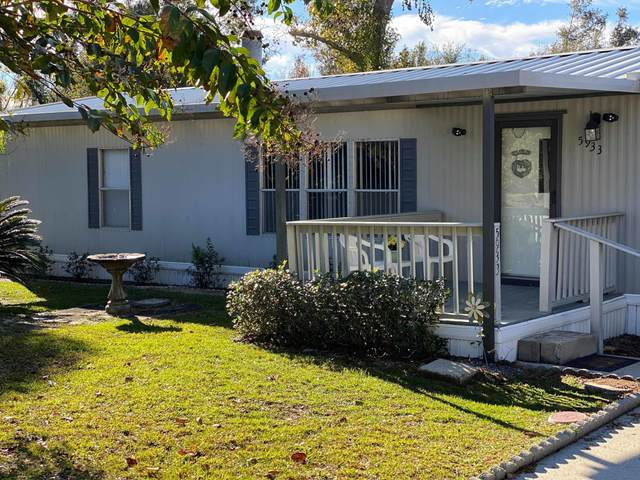 5933 Piza Circle, Youngstown, FL 32466 (MLS #705168) :: Counts Real Estate Group