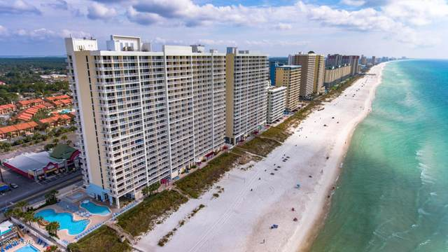 10901 Front Beach Road #2108, Panama City Beach, FL 32407 (MLS #705192) :: Berkshire Hathaway HomeServices Beach Properties of Florida