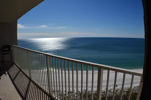 7205 Thomas Drive #1205, Panama City Beach, FL 32408 (MLS #705213) :: Berkshire Hathaway HomeServices Beach Properties of Florida