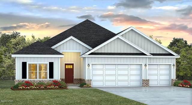4819 Standing Cypress Drive Lot 12, Panama City, FL 32404 (MLS #705340) :: The Premier Property Group