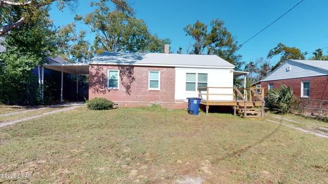 1506 W 10th Court, Panama City, FL 32401 (MLS #705487) :: Berkshire Hathaway HomeServices Beach Properties of Florida