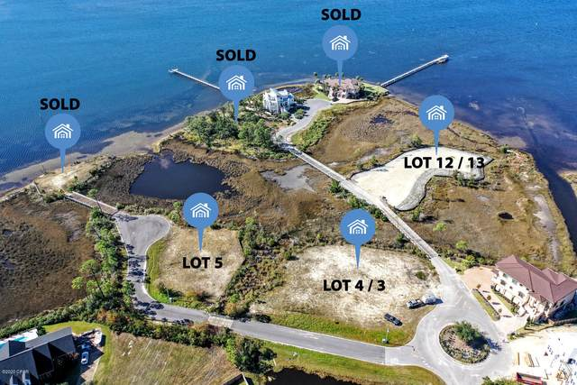 Lot 5 Southshore Islands Road, Panama City, FL 32405 (MLS #705500) :: Counts Real Estate Group, Inc.