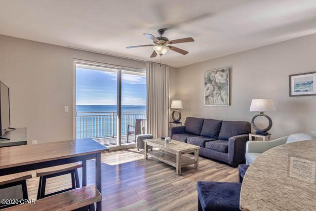 17729 Front Beach Road 804E, Panama City Beach, FL 32413 (MLS #705517) :: Counts Real Estate Group, Inc.