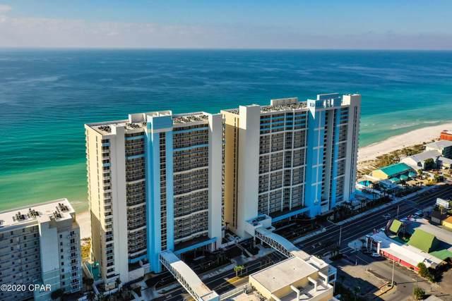 10811 Front Beach Road #409, Panama City Beach, FL 32407 (MLS #705600) :: Team Jadofsky of Keller Williams Realty Emerald Coast