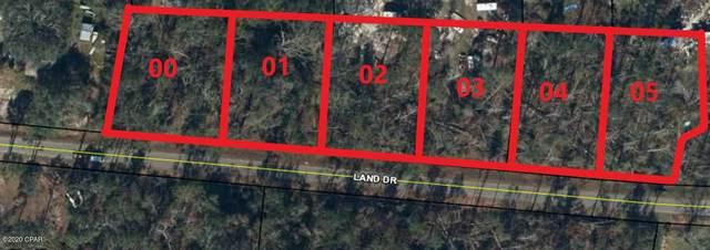 03 Land Drive Lot 5, Wewahitchka, FL 32465 (MLS #705641) :: Team Jadofsky of Keller Williams Realty Emerald Coast