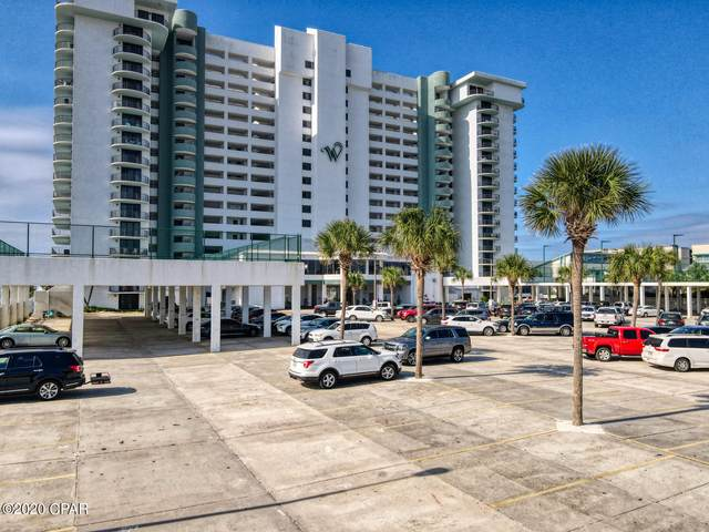 6201 Thomas #1707, Panama City Beach, FL 32408 (MLS #705686) :: Corcoran Reverie