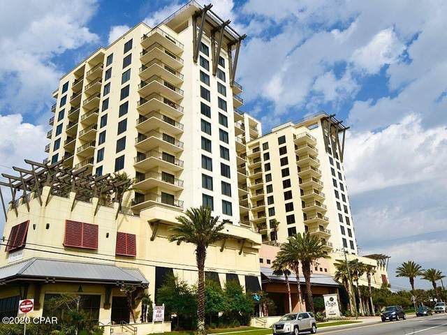 15100 Front Beach Road #811, Panama City Beach, FL 32413 (MLS #705694) :: Counts Real Estate Group, Inc.