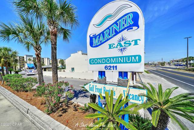 6211 Thomas Drive #206, Panama City Beach, FL 32408 (MLS #705736) :: Keller Williams Realty Emerald Coast