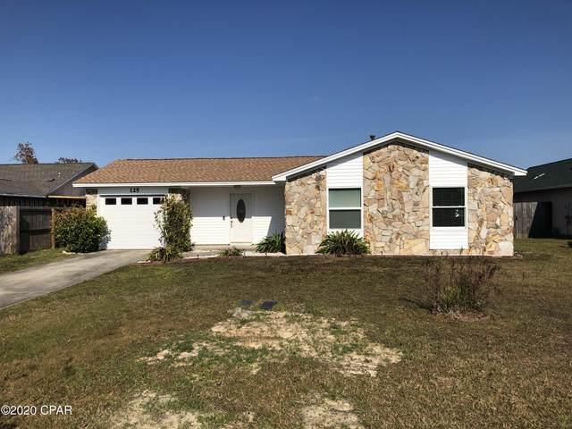 125 Kristine Boulevard, Panama City, FL 32404 (MLS #705792) :: Berkshire Hathaway HomeServices Beach Properties of Florida