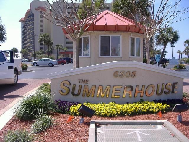 6505 Thomas Drive #603, Panama City Beach, FL 32408 (MLS #705814) :: Counts Real Estate Group, Inc.
