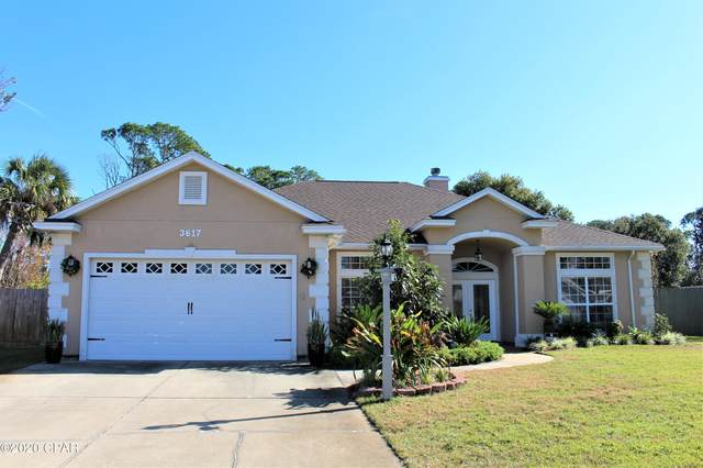3617 Oakwood Court, Panama City Beach, FL 32408 (MLS #705840) :: Team Jadofsky of Keller Williams Realty Emerald Coast