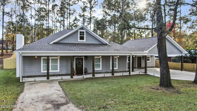 111 Mckinley Drive, Bonifay, FL 32425 (MLS #705856) :: Scenic Sotheby's International Realty
