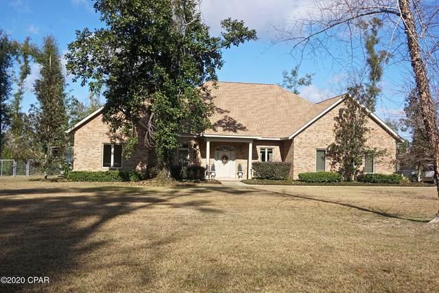 5188 Oak Drive, Marianna, FL 32446 (MLS #705878) :: Counts Real Estate Group, Inc.