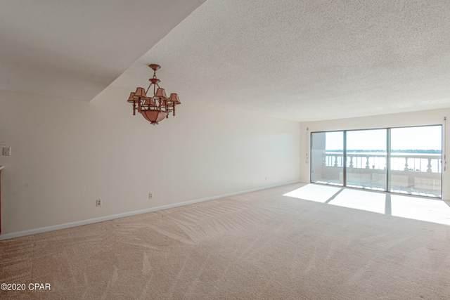 100 Cherry Street #406, Panama City, FL 32401 (MLS #705898) :: Counts Real Estate Group, Inc.