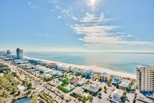9860 S Thomas Drive #1807, Panama City Beach, FL 32408 (MLS #705915) :: Counts Real Estate Group, Inc.