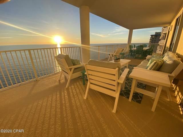 10611 Front Beach Road #1603, Panama City Beach, FL 32407 (MLS #705944) :: Counts Real Estate Group, Inc.
