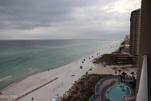 14701 Front Beach Road #1234, Panama City Beach, FL 32413 (MLS #705955) :: Corcoran Reverie