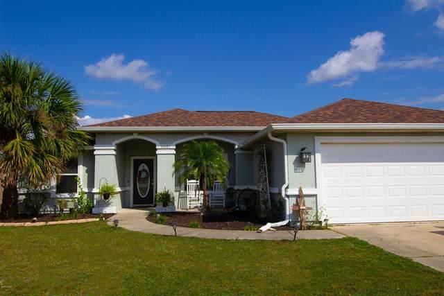 5537 Frank Hough Road, Panama City, FL 32404 (MLS #705992) :: Counts Real Estate Group, Inc.