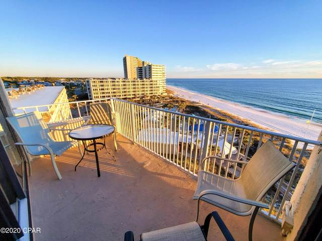 7205 Thomas Drive A709, Panama City Beach, FL 32408 (MLS #706017) :: EXIT Sands Realty