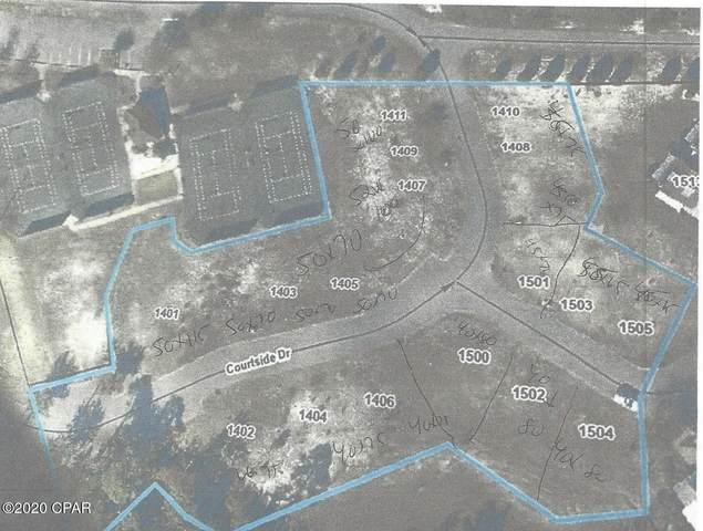 1411 Match Point Drive, Panama City Beach, FL 32413 (MLS #706027) :: Berkshire Hathaway HomeServices Beach Properties of Florida