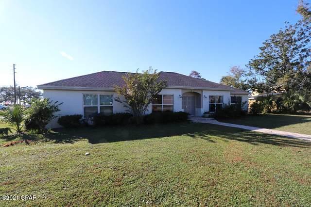 110 Sunset Circle, Port St. Joe, FL 32456 (MLS #706186) :: Team Jadofsky of Keller Williams Realty Emerald Coast