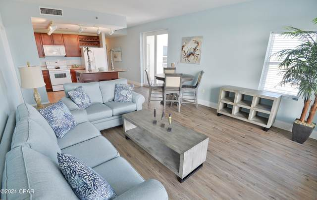 9902 S Thomas Drive #338, Panama City Beach, FL 32408 (MLS #706207) :: Counts Real Estate Group, Inc.