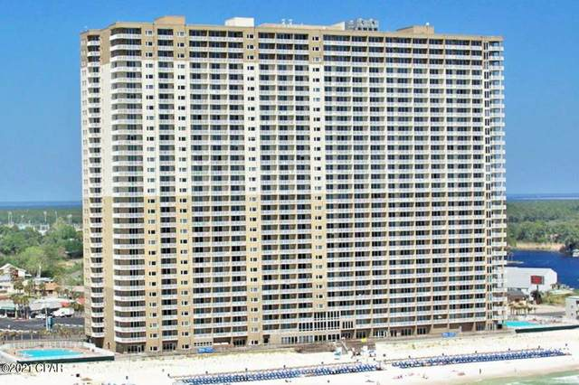 16819 Front Beach Road #2917, Panama City Beach, FL 32413 (MLS #706220) :: Counts Real Estate Group, Inc.